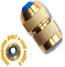 Brass Hose Connector SGB1304