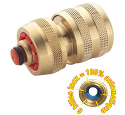 Brass Hose Connector SGB1305