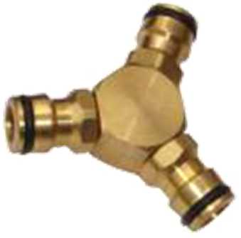 Brass hose connector SGB1108