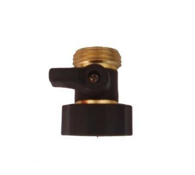Brass hose connector SGB1235